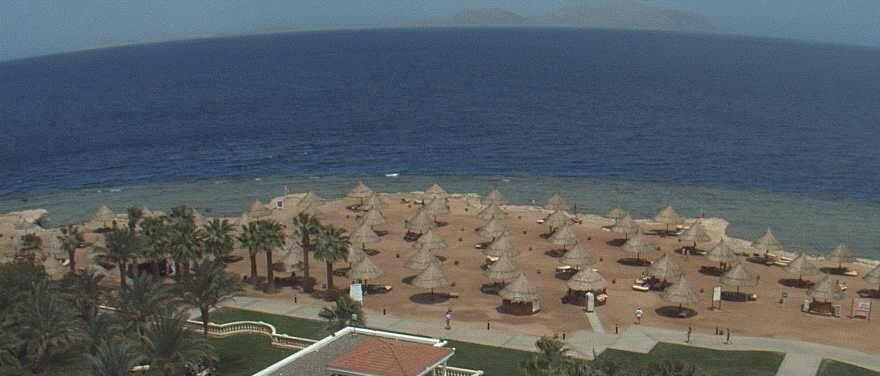 A favourite view from Sheraton Sharm Hotel, Resort, Villas & Spa